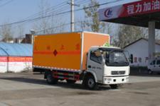 国五东风多利卡5.1米爆破器材运输车价格厂家底价促销直降8000元