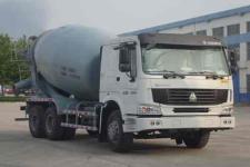 铁力士牌HDT5256GJB4型混凝土搅拌运输车