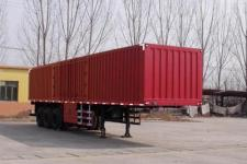 瑞傲牌LHR9400XXY型厢式运输半挂车图片