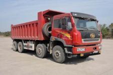 解放牌CA3310P2K2L2T4E4A80-2型平头柴油自卸汽车图片