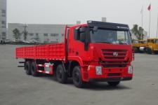 红岩国四前四后八货车290马力18吨(CQ1315HMG466)