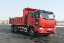 解放牌CA3250P66K2L2T1A1E4型平头柴油自卸汽车图片