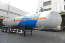 安瑞科(ENRIC)牌HGJ9401GYQ9型液化气体运输半挂车