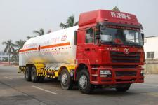 久远牌KP5314GDY型低温液体运输车