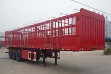 晶马牌JMV9400CCYA型仓栅式运输半挂车图片