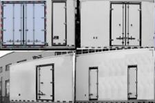 红宇牌HYJ5040XLCA4型冷藏车图片
