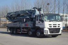 铁力士牌HDT5381THB型混凝土泵车