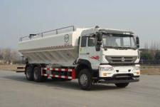 百勤牌XBQ5250ZSLD27型散装饲料运输车图片