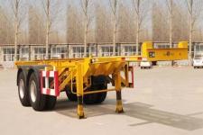 瑞傲牌LHR9350TJZ型集装箱运输半挂车图片
