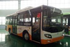 五洲龙牌WZL6870NG5型城市客车