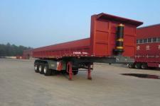 劲越8.5米34吨3轴自卸半挂车(LYD9400ZEX)