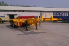 陆锋12.5米33.9吨3轴集装箱运输半挂车(LST9402TJZ)