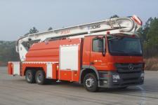 XZJ5322JXFJP32/A1型徐工牌举高喷射消防车图片