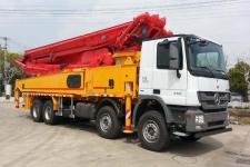 申星牌SG5430THB型混凝土泵车