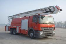 XZJ5323JXFJP42/A1型徐工牌举高喷射消防车图片