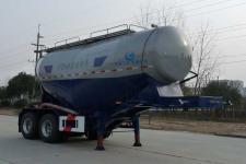 开乐牌AKL9350GSJ型干拌砂浆运输半挂车图片