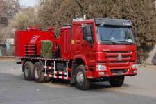 兰通牌LTJ5210TYL40型压裂车图片