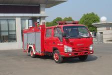 江特牌JDF5072GXFSG20C型水罐消防车