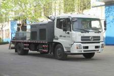 铁力士牌HDT5121THB型车载式混凝土泵车