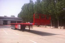 新科牌LXK9400TPB型平板运输半挂车