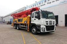 申星牌SG5250THB型混凝土泵车