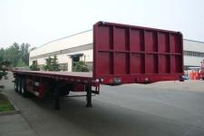 杨嘉12.5米34.6吨3轴平板运输半挂车(LHL9400TPB)