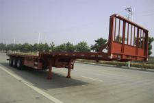 吉运牌MCW9402TPB型平板运输半挂车