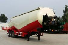 粱锋12米29吨3轴低密度粉粒物料运输半挂车(LYL9407GFL)