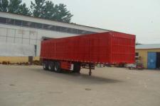 鸿运达牌ZZK9405XXY型厢式运输半挂车图片