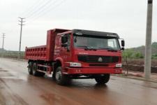 熊猫后双桥,后八轮自卸车国四339马力(LZJ3251ZZ43)