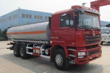 荣沃牌QW5253GYY型运油车