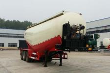 粱锋11.2米31吨3轴下灰半挂车(LYL9401GXH)