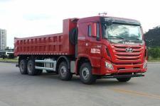 康恩迪牌CHM3310KPQ74M型自卸汽车