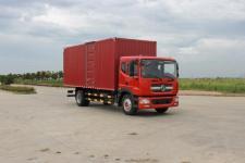 东风多利卡国四单桥厢式运输车160马力5-10吨(DFA5161XXYL10D7AC)