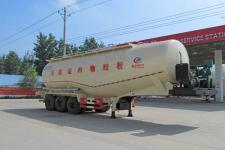 程力威牌CLW9402GFL型低密度粉粒物料运输半挂车