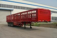 翼凌牌HBD9406CCY型仓栅式运输半挂车