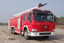 XZJ5325JXFJP20/B2型徐工牌举高喷射消防车图片