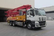 XZJ5280THBW型徐工牌混凝土泵车图片