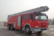 XZJ5326JXFJP25/B2型徐工牌举高喷射消防车图片