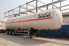 安瑞科(ENRIC)牌HGJ9401GDY0型低温液体运输半挂车