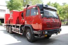 兰通牌LTJ5211TYL40型压裂车图片