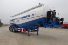 兆鑫牌CHQ9402GFL型低密度粉粒物料运输半挂车