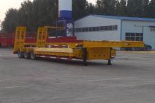 华盛顺翔13米31吨3轴低平板半挂车(LHS9400TDP)