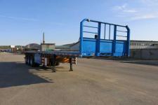 鑫华驰13米34.5吨3轴平板半挂车(THD9400P)