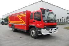 川消牌SXF5140TXFGQ90型供气消防车图片
