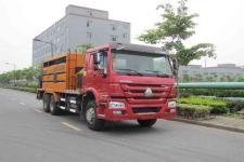 浙通牌LMT5258TFCX型稀浆封层车图片