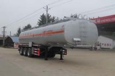 程力威10.5米30吨3轴运油半挂车(CLW9409GYY)