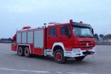 光通牌MX5200TXFJY120型抢险救援消防车图片