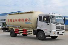 程力威牌CLW5160GFLD4型低密度粉粒物料运输车