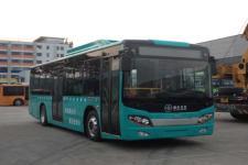 五洲龙牌FDG6105EVG型纯电动城市客车